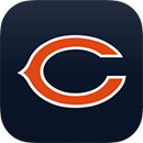 Chicago Bears Game Face Augmented Reality app